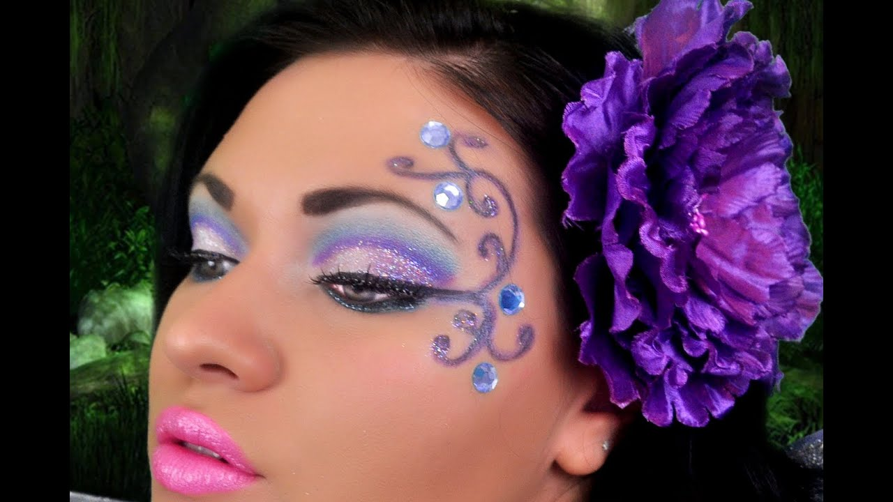 Fairy makeup youtube baditri Images