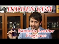 Hidden Gem | Molinard Cuir Fragrance Review | FANTASTIC Leather