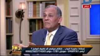 العاشرة مساء| النائب أحمد سميح يصوب إتهام جديد للنائب محمد السادات على الهواء