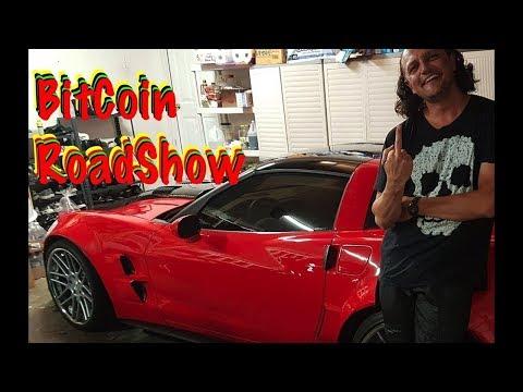 BitCoin Roadshow - Have faith, in BTC we trust  - Jackson Hole, Wyoming
