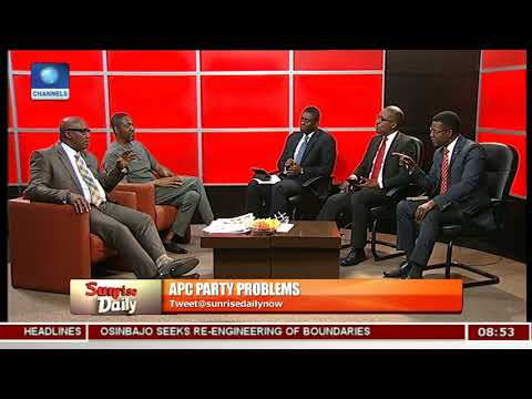 Analysts Disagree Over APC Parallel Congress In Lagos Pt.4 |Sunrise Daily|