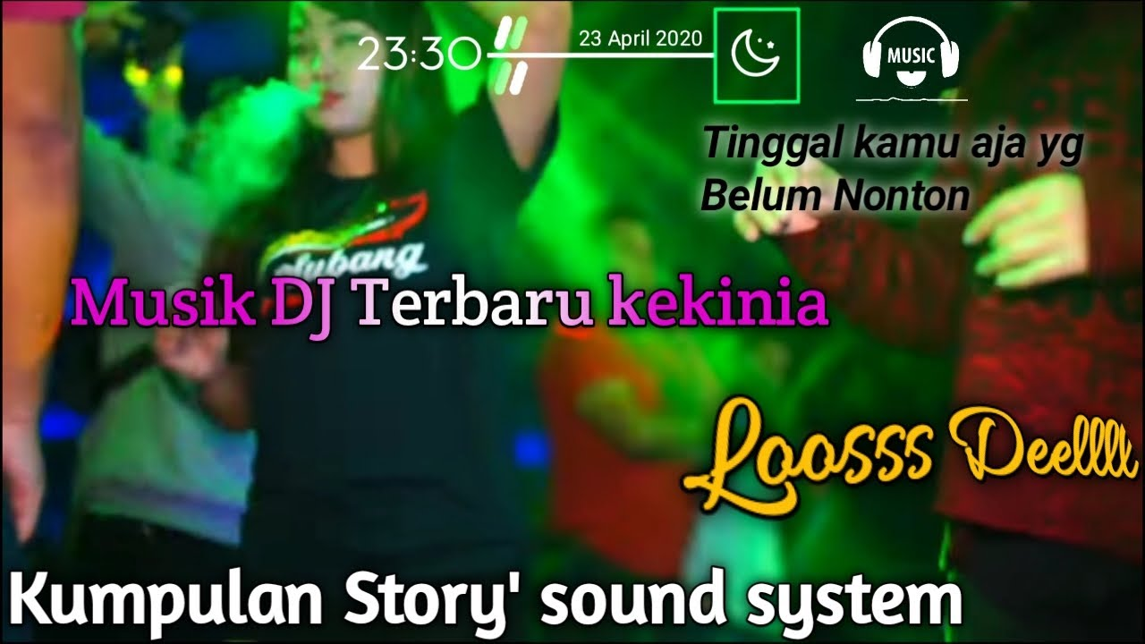STATUS WA SOUND SYSTEM HOREG DJ TERBARU 2020
