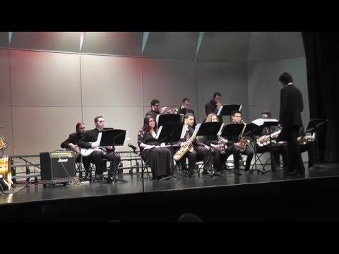 Red Clay- Robert Morris University Illinois Jazz Ensemble