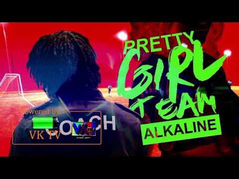 Alkaline - Pretty Girl Team (Audio)