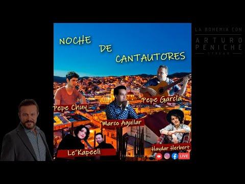 La Bohemia con Arturo Peniche... El Show