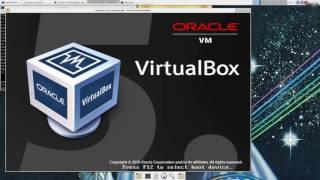 Setting up an Ubuntu VM
