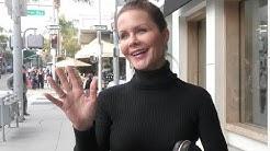 """Josie Davis Talks """"The Friend Zone"""" In Beverly Hills"""