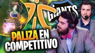 FNATIC SIGUE SIN REKKLES... ¿LE NECESITAN? | FNC vs GIANTS | LCS Resumen (LVP)