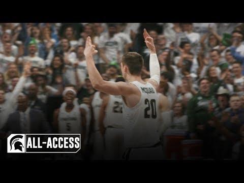 Matt McQuaid | Spartans All-Access | Michigan State Men's Basketball