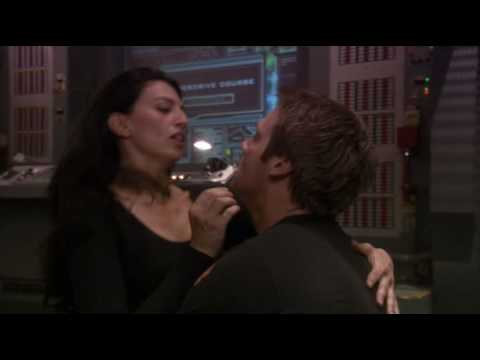 Stargate sg1 jack and daniel sex scene