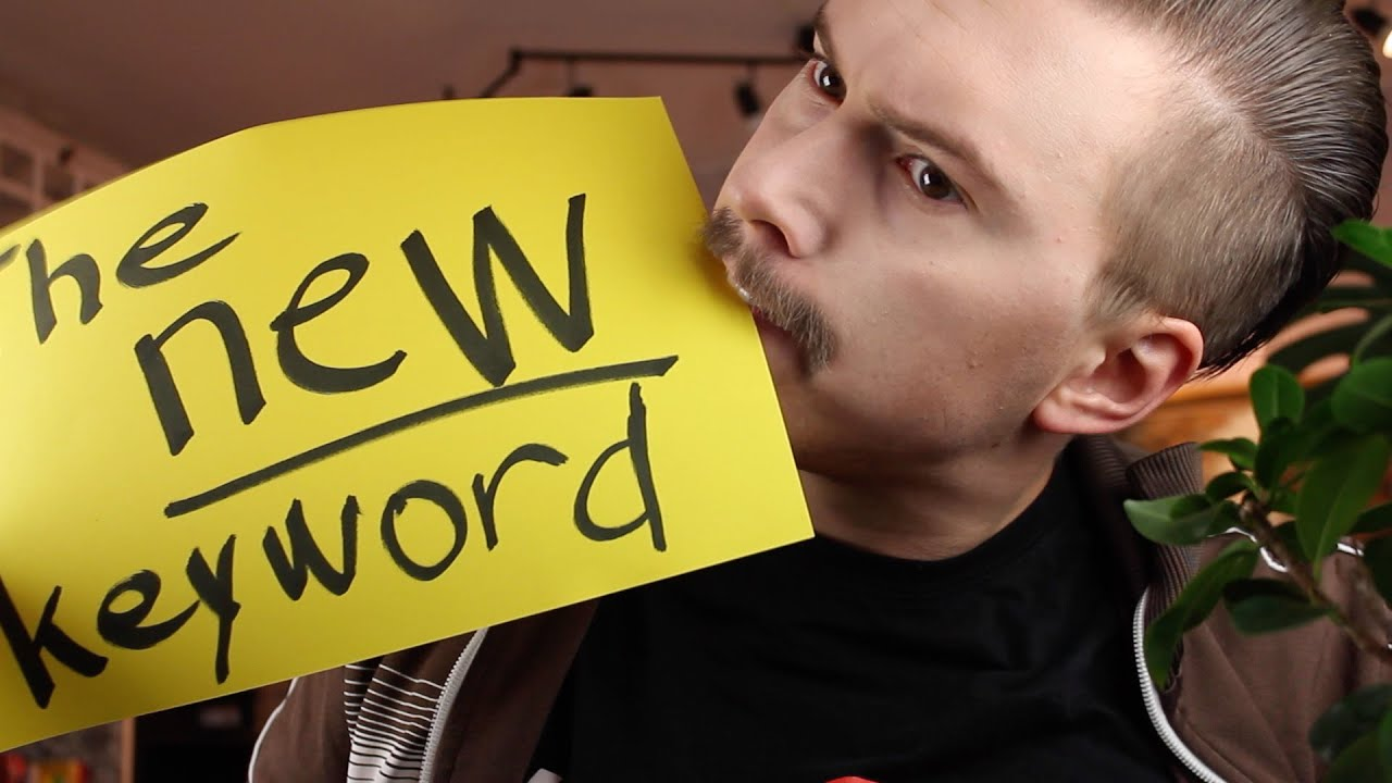 The 'new' keyword - Object Creation in JavaScript P4 - FunFunFunction #50