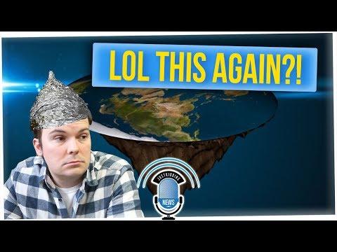 *New Segment* - Consp Corner: Flat Earth Theory thumbnail
