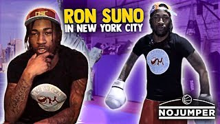 A Day in New York With Ron Suno