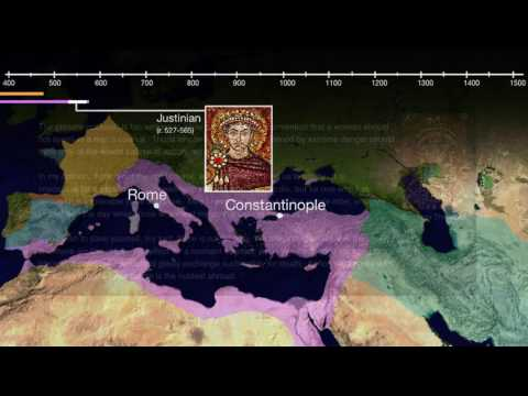 Justinian and the Byzantine Empire | World History | Khan Ac