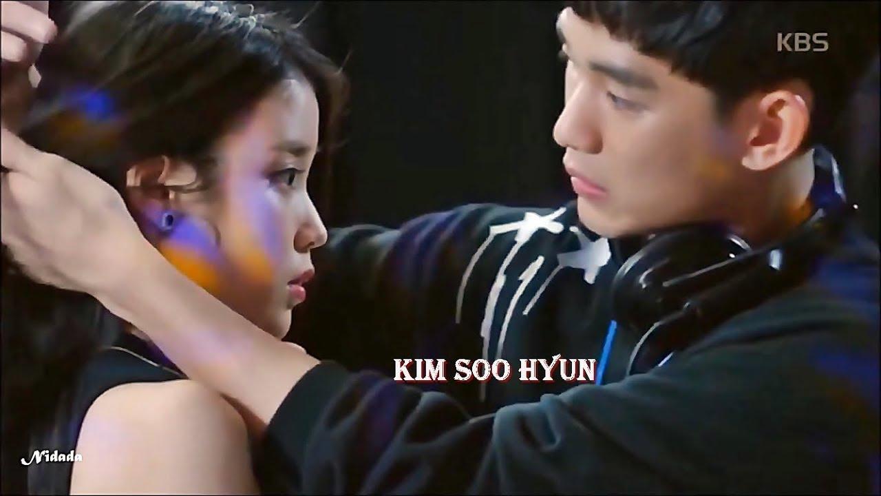 iu and kim soo hyun relationship test