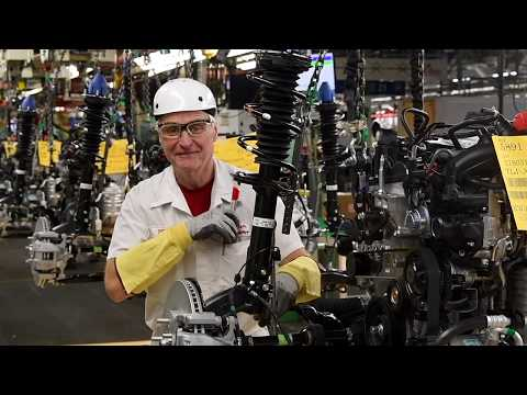 Honda Of Canada Mfg. : Tapping Into The Passion Of Our People