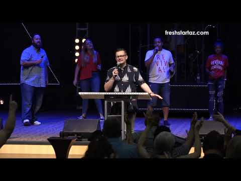 Revival Weekend: The Holy Ghost, and... | Pastor David Hall | September 3, 2017