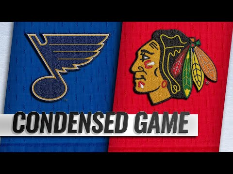 10/13/18 Condensed Game: Blues @ Blackhawks