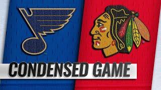 10/13/18 Condensed Game: Blues @ Blackhawks
