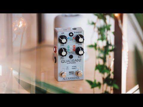 Alexander Pedals Quadrant Audio Mirror (demo)
