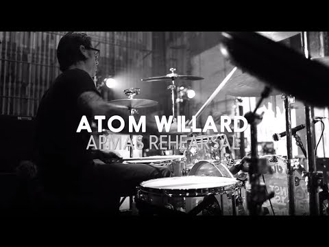 Remo + Atom Willard / Against Me!: Crash - APMAS Rehearsal