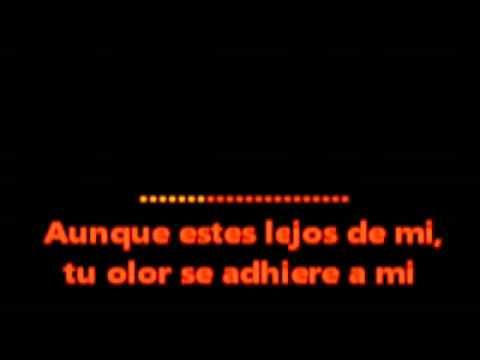 Pedro Arroyo   Todo me huele a ti KARAOKe