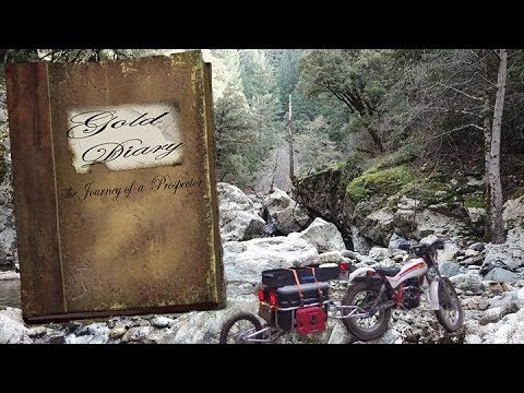 Gold Diary, the Journey of a Prospector 2018 Documentary