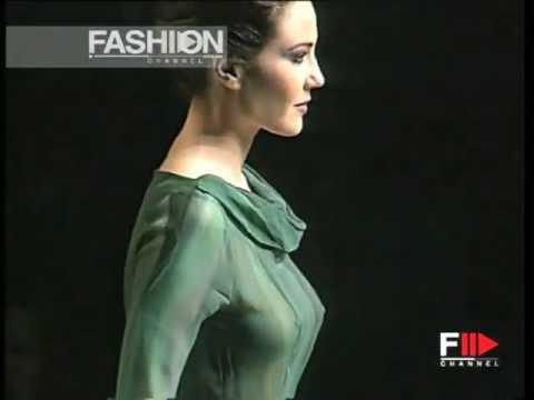 """Nacho Ruiz"" Autumn Winter 1997 1998 Madrid 5 of 5 pret a porter woman by FashionChannel"