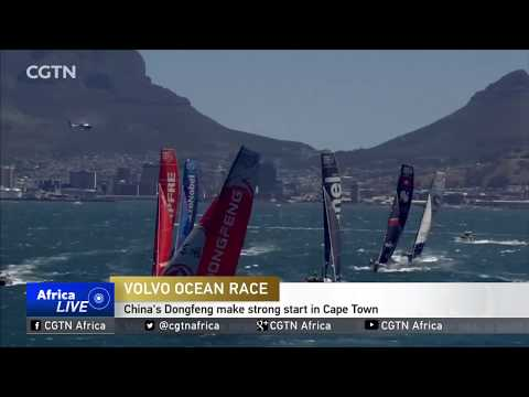 China's Dongfeng make strong start in Cape Town