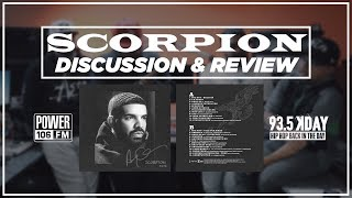Scorpion Album Review, First Impressions & Discussion