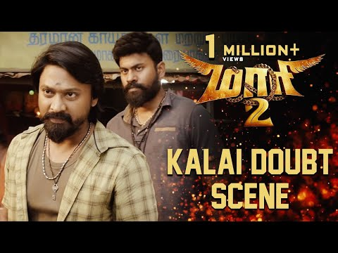 Maari 2 - Kalai Doubt Scene   Dhanush   Sai Pallavi   Krishna   Tovino Thomas