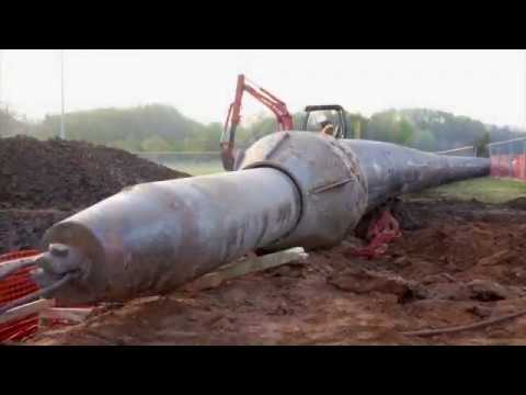 Large Diameter Pipe Bursting - Dallas, TX   IPR Projects