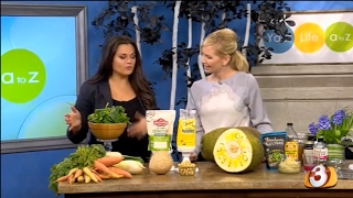 Repeat youtube video 2017 Food & Nutrition Trends with Maya Nahra, RD