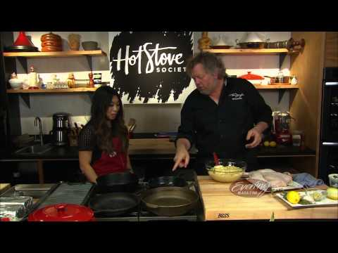 Chef Tom Douglas: Cooking with Cast Iron, KING-TV Evening Magazine