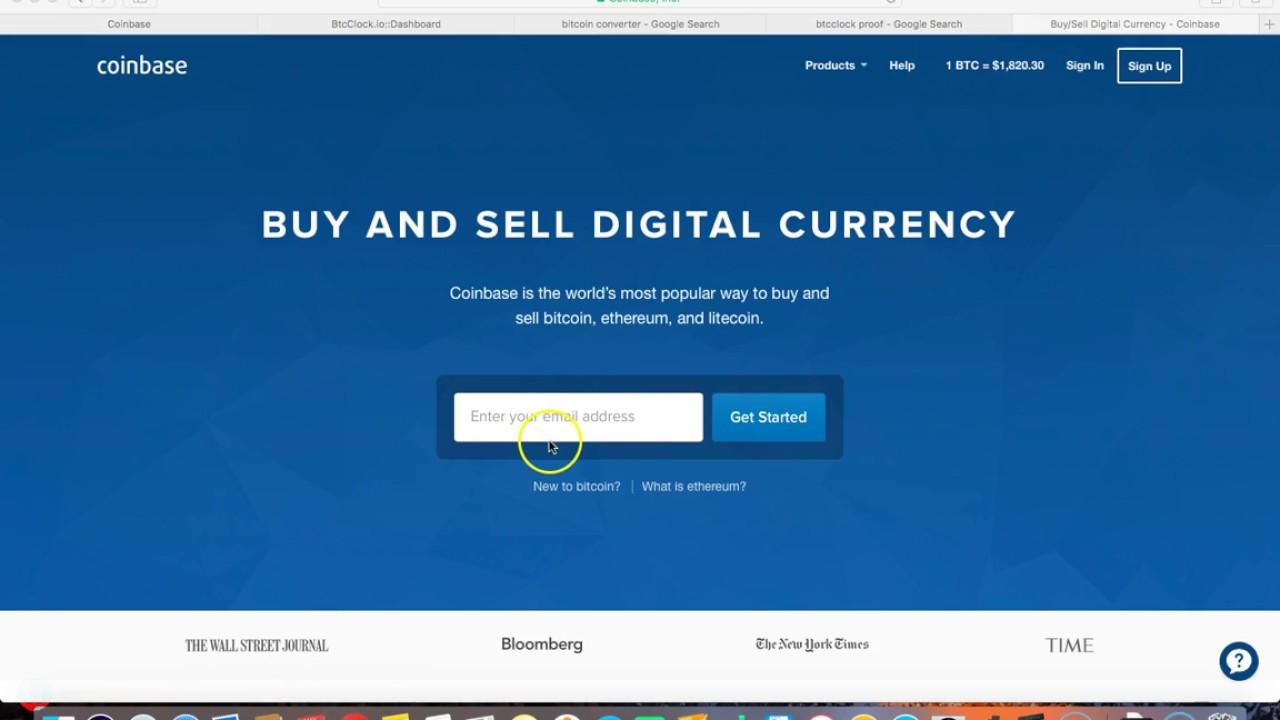 coinbase signups
