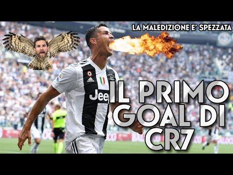 Il PRIMO GOAL DI CR7 |Ronaldo spezza la MALEDIZIONE|
