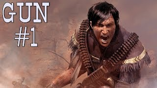 GUN (2005) PC Gameplay Walkthrough (Full HD) #1
