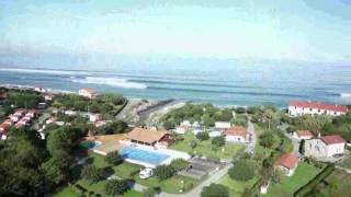 CAMPING CHADOTEL - CAMPING INTERNATIONAL ERROMARDIE**** - ST JEAN DE LUZ - PAYS BASQUE - FRANCE