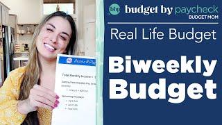 BBP Real Life Budgets - Biweekly Budget