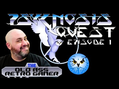 PSYGNOSIS QUEST #1 | The Old Ass Retro Gamer