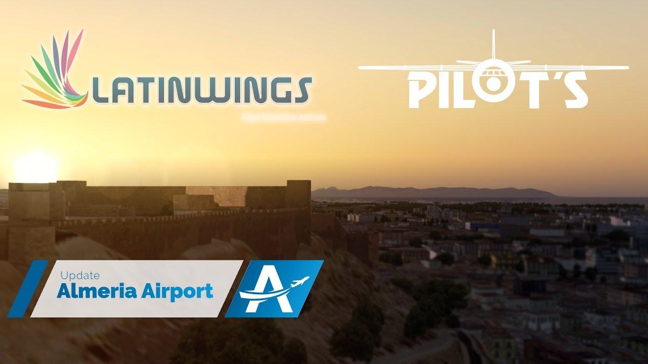 simMarket: PILOT'S FSG - LEAM - ALMERIA AIRPORT FSX P3D FSW