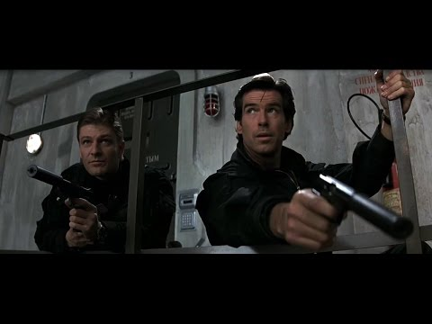 GoldenEye, 1995 - Prologue [Opening Sequence]