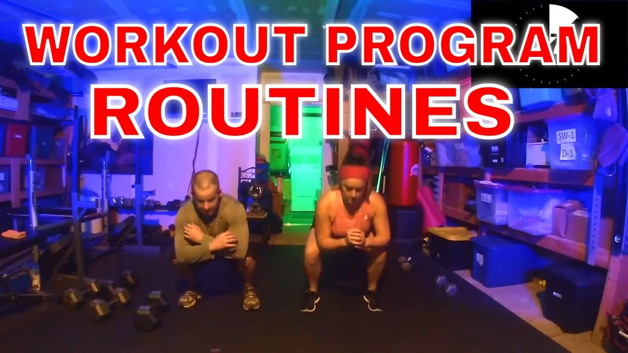 WORKOUT PROGRAM to reach WEIGHT LOSS Goals – WORKOUT ROUTINES to reach Goals
