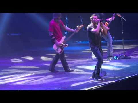 3 Doors Down - Goodbyes [Rochester 2.9.13]