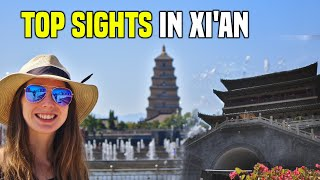 Exploring the top sights in Xi'an! (what to do in Xi'an) | China Travel