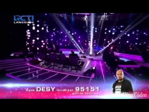 Desy Natalia (cover) Syafinaz - Ingin Bersamamu