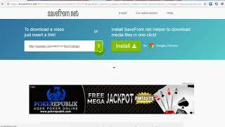 cara download video youtube dengan 2 klik SS 100%%% working guyss