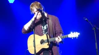 Video Ed Sheeran - Photograph (first performance) @ The Hammerstein, New York City 14/06/14 download MP3, 3GP, MP4, WEBM, AVI, FLV November 2018
