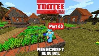 Minecraft Survival 63 - Two (Three?) Villages