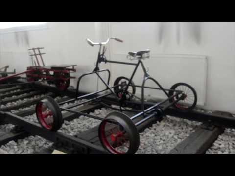 Sydney City International Transport Vlog 3: Ljubljana Railway Museum